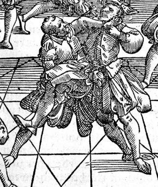Throw 13 (The Ringen of Joachim Meyer)
