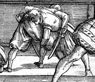 Throw 8 (The Ringen of Joachim Meyer)