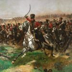 Vive l'Empereur! by Édouard Detaille (1891, Art Gallery of New South Wales, Australia)