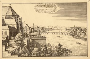 Basel-Merian-1648 (Meyer Pilgrimage Part 2 – Basel)