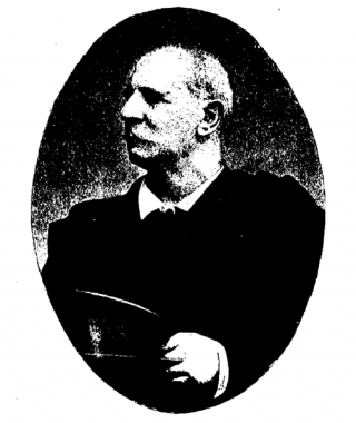 Portrait of Adolphe Corthey
