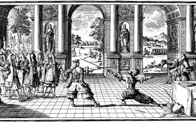 """""""The Use of Weapons"""", René François (1621)"""