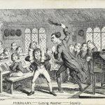 'February_-_Cutting_Weather_-_Squally'_-_George_Cruikshank,_1839_-_BL