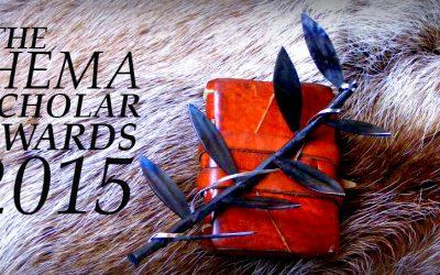 The Awardees of the HEMA Scholar Awards 2015