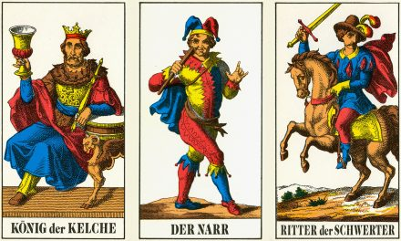 King and Fool – The Vier Leger of Liechtenauer's Tradition