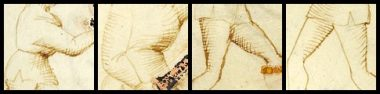 20 (Riddled in Ink - A Stylistic Comparison of Artwork in MS M.383 and the Novati Facsimile)