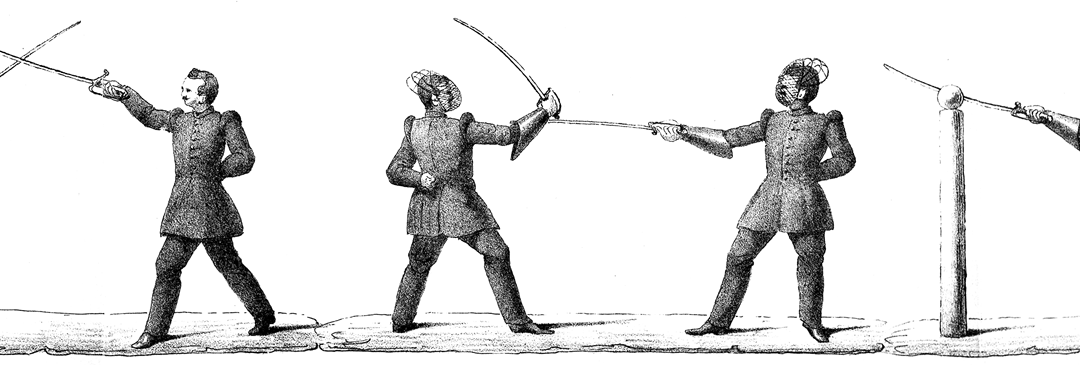 The Dutch Experiment - De Hollandsche Methode, Christiaan Siebenhaar, and fencing in the Netherlands in the 19th Century