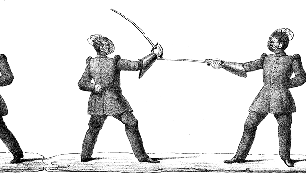The Dutch Experiment – De Hollandsche Methode, Christiaan Siebenhaar, and fencing in the Netherlands in the 19th Century