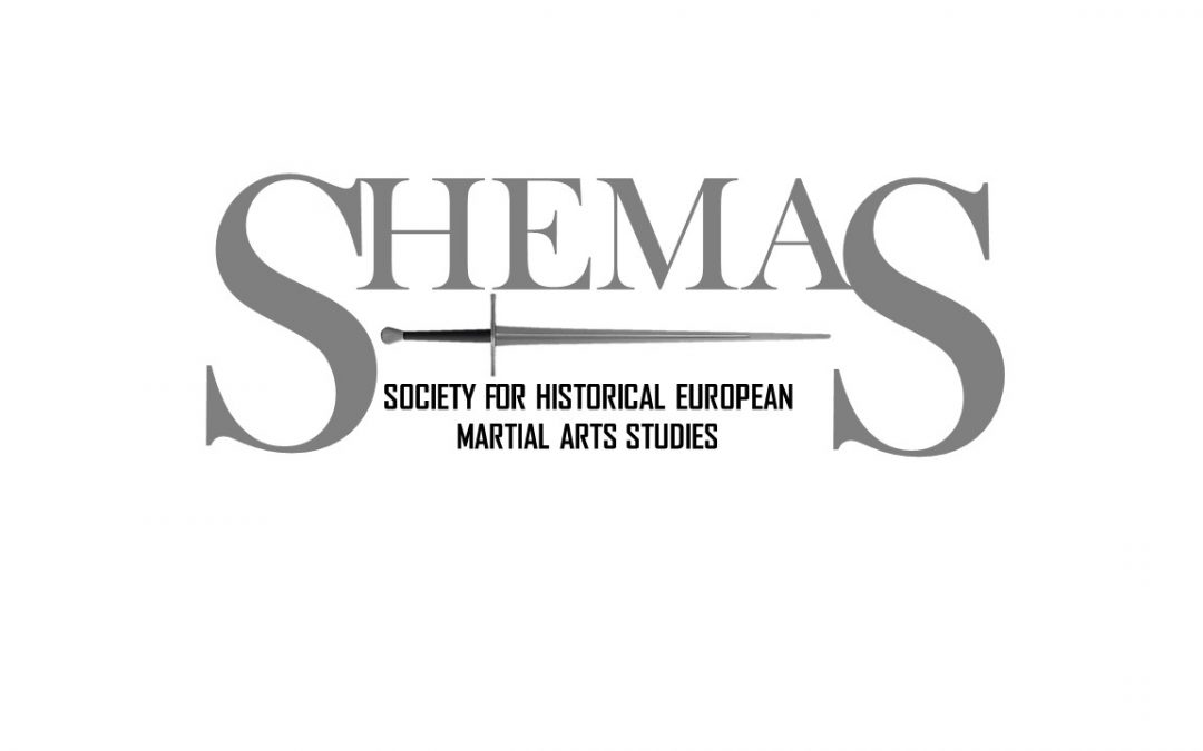 Society for Historical European Martial Arts Studies (SHEMAS) - announcement