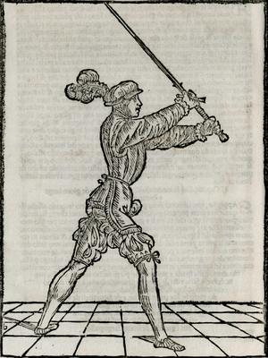 The South Italian Longsword of Marc'Antonio Pagano (1553