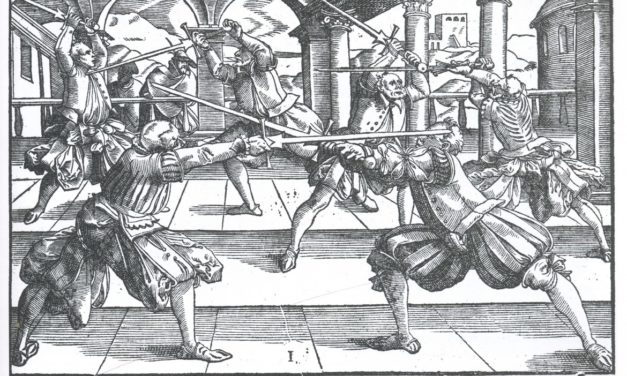 Meyer's Four Types of Fencers: How we conceive of them and ourselves