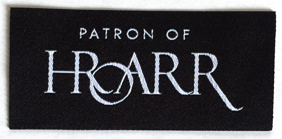 HROARR Patches coming soon