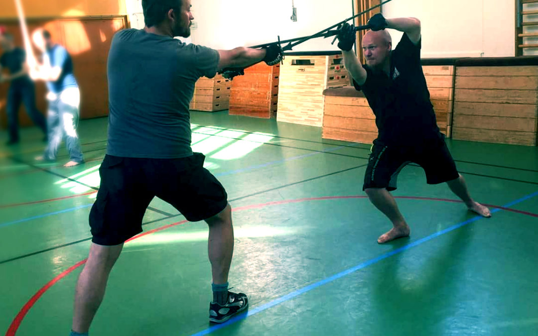 Community Interview: Lillebjörn of Wisby Historical Fencing School