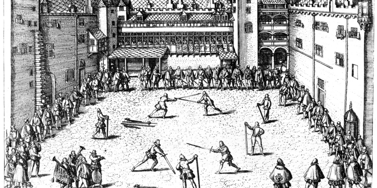 A Wonderful Struggle: The 16th Century Art of Civic Combat, Part 2