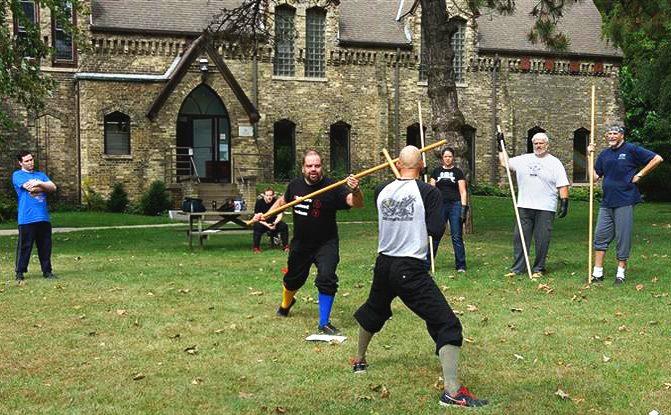 Western Martial Arts Workshop, Racine, USA