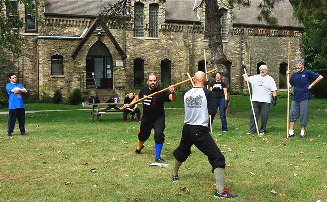 Western Martial Arts Workshop, Racine, USA
